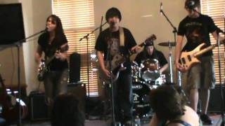IV Shadow playing Slither by Velvet Revolver at Steinert's.