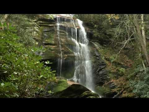 Hike to Catawba and Upper Catawba Falls, Old Fort, NC