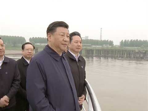 Xi Urges to Restore Ecological Environment at Yangtze River during Inspection Tour