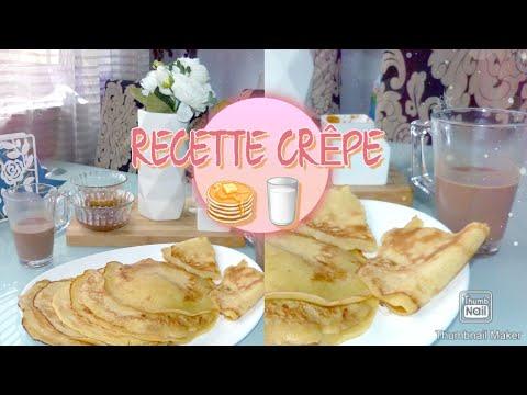 [🥞recette-crÊpe-a-l'ancienne-🥞]💫l'heure-du-goÛter-💫-recette-tante-madeleine