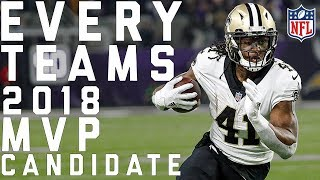 Every team's 2018 mvp candidate | nfl