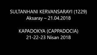 Video SULTANHANI KERVANSARAYI – Aksaray – 21.04.2018 download MP3, 3GP, MP4, WEBM, AVI, FLV November 2018