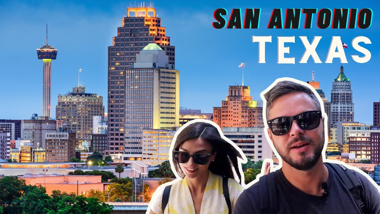 Aici... e Texas? Orasul din SUA care ne-a surprins total | San Antonio 🇺🇸