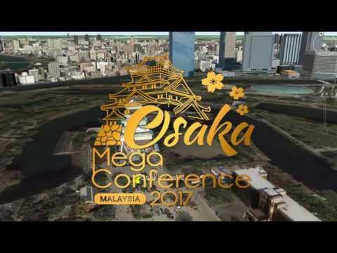 CMN Malaysia Mega Conference 2017 - Osaka,Japan