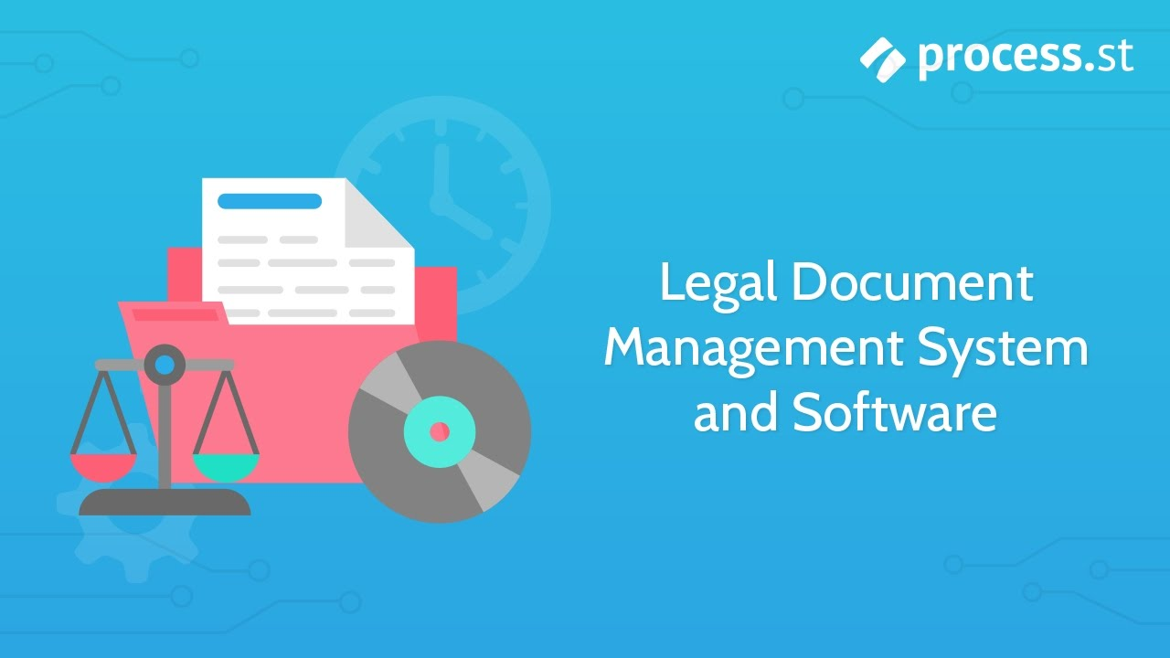 Legal Document Management System And Software YouTube - Legal document software