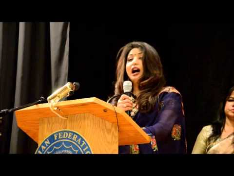 Nepalese Poetry by 51 poets at INLS 1st Intle Nepali Women Literary Convention, New York, 2014