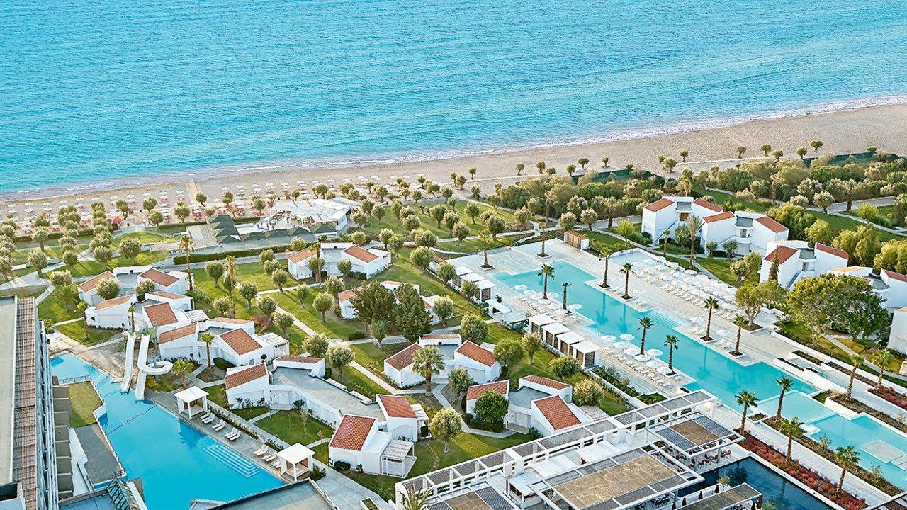 Top 10 4-Star Beachfront Hotels & Resorts in Rhodes, Greece