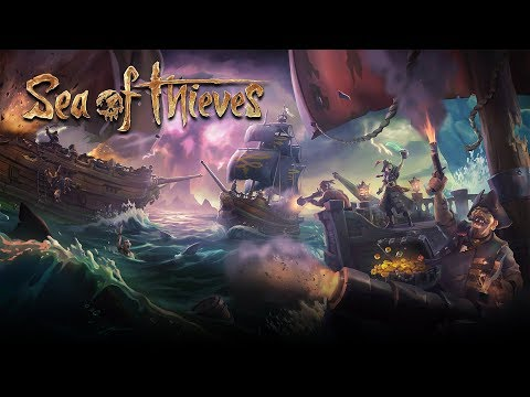 ARG WE ARE SOME PIRATES LOOKING FOR SOME BOOTY With Ross: Sea Of Thieves Part 1