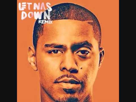 Let Nas Down + Made Nas Proud (COMBINED REMIX with J.Cole ft. Nas)