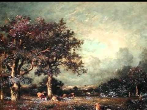 Jules Dupre- LA BOHEME- Pavarotti- Piero Cappuccilli