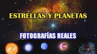 Qué son las estrellas que vemos en el cielo Imágenes reales