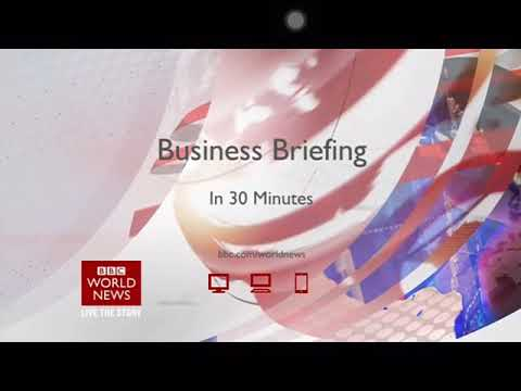 BBC World News - The Briefing - Countdown, Headlines, Intro (23/05/2018, 06:00 BST)