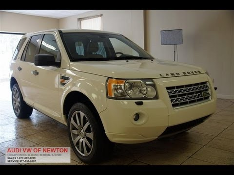 2008 Land Rover LR2 - YouTube