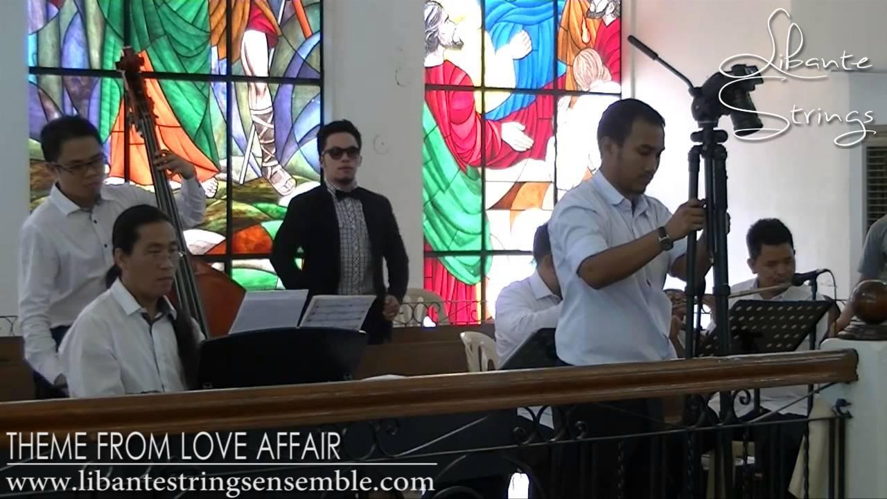 Double wedding soundtrack - Love Affair Movie Soundtrack Cover By Libante Strings Quartet Manila Wedding Musicians