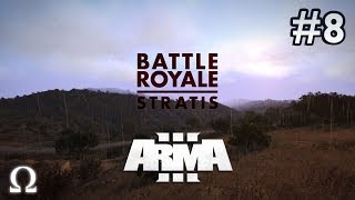 ArmA 3 Battle Royale | #8 - EVEN THE TREES ARE AGAINST US! | Ft. Nanners, Gassy, Sparklez