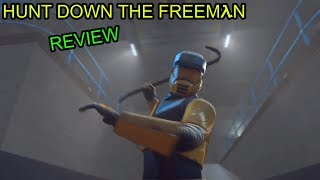 Hunt Down The Freeman Review - It's bad...REALLY BAD