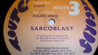 Sarcoblast - Roland abuse