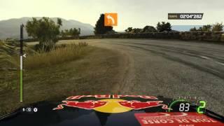 WRC 5 - Tour de Corse - Sebastien Ogier - On board