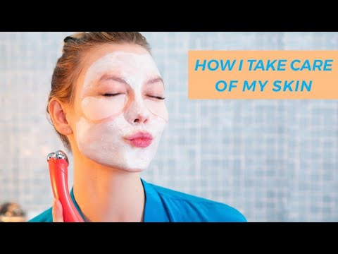 Winter Weekend Skincare Routine | Karlie Kloss
