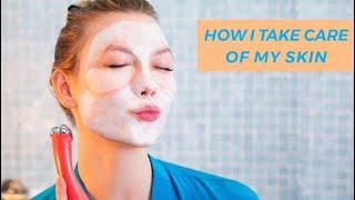 Winter Weekend Skincare Routine | Karlie Kloss