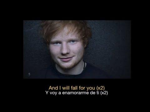 Ed Sheeran - Fall HD (Sub español - ingles)