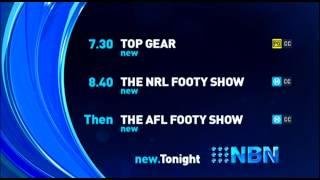 NBN Television - Lineup [2] - (28.5.2015)