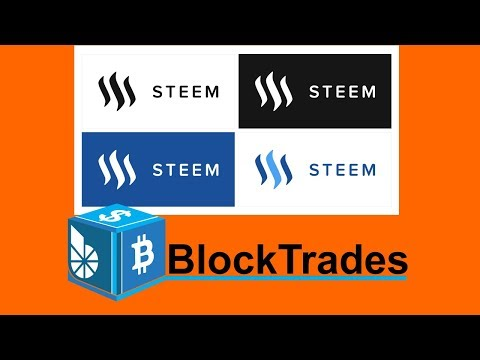 HOW TO BUY AND EXCHANGE STEEM & BITCOIN FAST WITH BLOCKTRADES