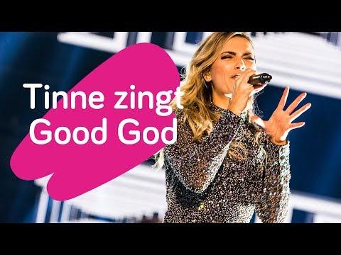 Good God, die Tinne Oltmans kan zingen!