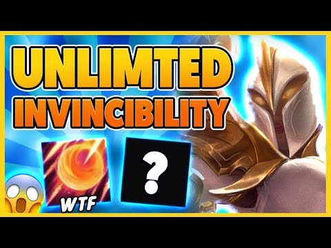 THIS MADE ME INVINCIBLE FOREVER (NO COUNTERPLAY) - BunnyFuFuu
