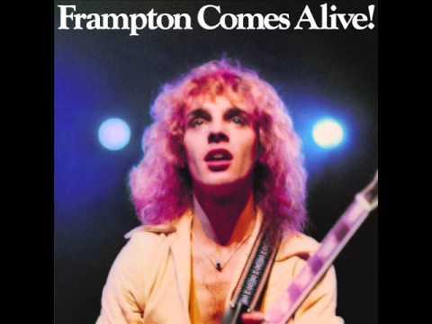 Peter Frampton: Frampton Comes Alive (full album)