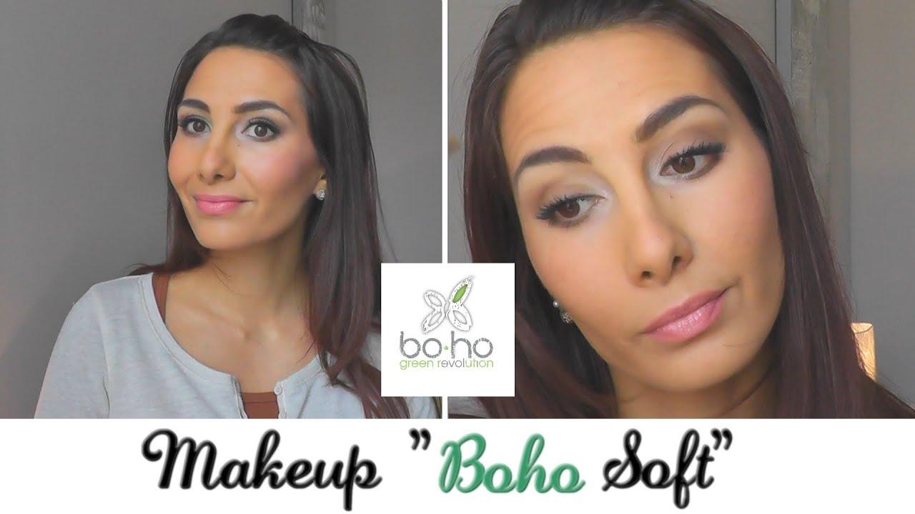maquillage boho