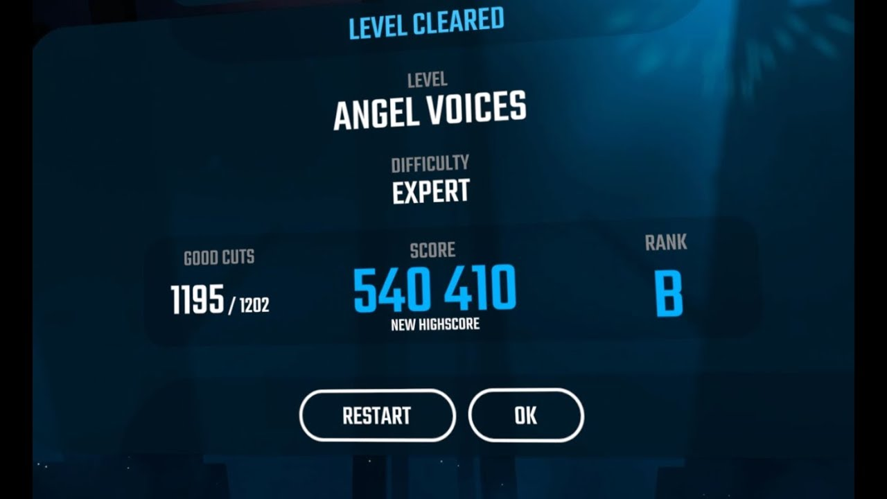 Download Beat Saber Angel Voices Expert