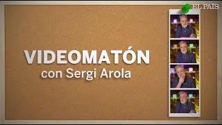 Videomatón de Sergi Arola