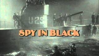 Spy In Black 1939 Movie Trailer