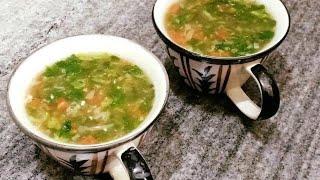 Lemon Coriander Soup Recipe    Lemon And Coriander Soup Indian