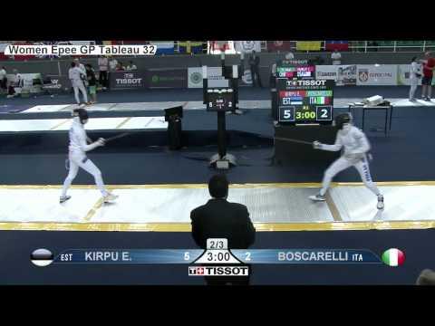 Rio 2015 WE GP T32 08 yellow Boscarelli F ITA vs Kirpu E EST