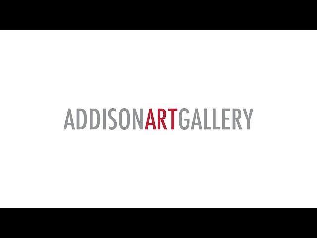 Welcome to Addison Art Gallery