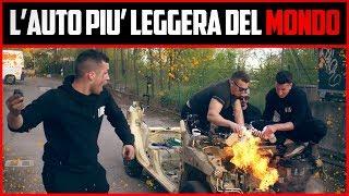 LA PANDA PIU' LEGGERA DEL MONDO | CARM4GHEDDON thumbnail