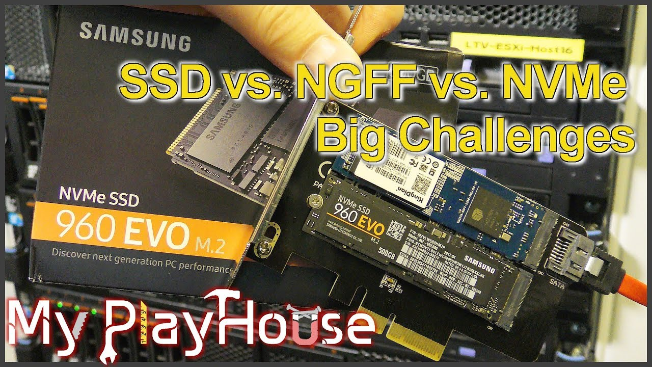240GB NGFF SSD for Boot, 500GB NVMe for Data - 566