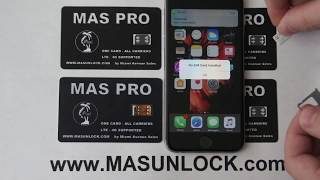 How to unlock IPhone 5 5S 6 6+ 7 7+ 8 8+ X from Sprint Xfinity AT&T T-Mobile or any other carrier