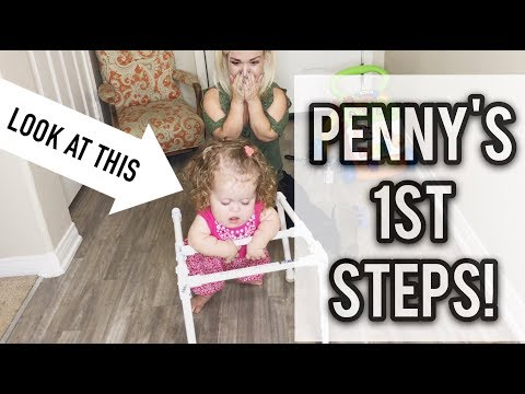 PENNY'S FIRST STEPS by Mini Mama -DIY Little Person Walker