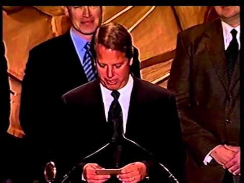 Graham Yost  Boomtown  2002 Peabody Award Acceptance Speech