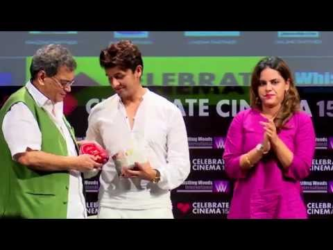 SONU NIGAM'S CLOSING PERFORMANCE AT WHISTLING WOOD'S ANNUAL EVENT CELEBRATE CINEMA