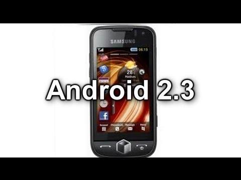 Vlog #5 - Android En Samsung S8000 (JET)