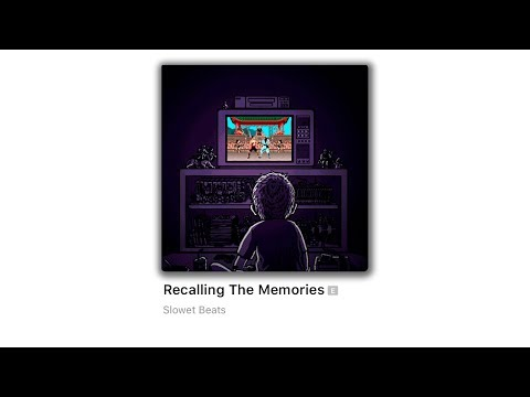 """Recalling The Memories"" - Chill Rap Beat Lo Fi Jazz Instrumental (Prod. Slowet Beats)"