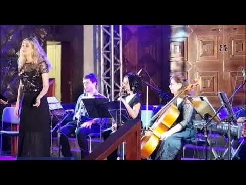 Gaby Schvartz - Concierto Januka 5779