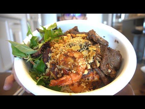 The Perfect VERMICELLI BOWL (Bún Thịt Nướng)