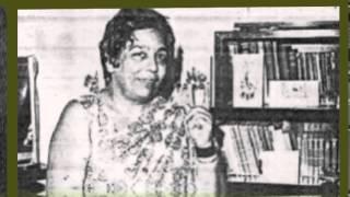 Shamshad Begum... Tribute on 2nd Death anniversary.