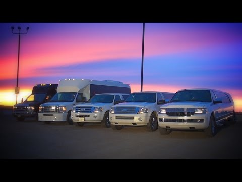 Living Skies Limousine Promo Video  - Saskatoon