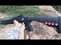 12 gauge shotgun ปืนลูกซอง ราคาถูก คอมมานโด comando 5 นัด(ปืนดีราคาถูก)โครงการสน.อส.